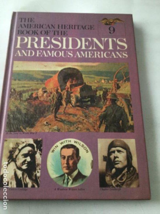 Libros: The american heritage- pres. & famous americans -1967- 11 vol. (90 pag. C/u.)- sòlo falta num.11 - Foto 40 - 207812527