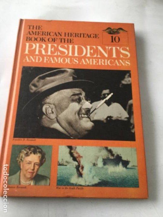 Libros: The american heritage- pres. & famous americans -1967- 11 vol. (90 pag. C/u.)- sòlo falta num.11 - Foto 45 - 207812527