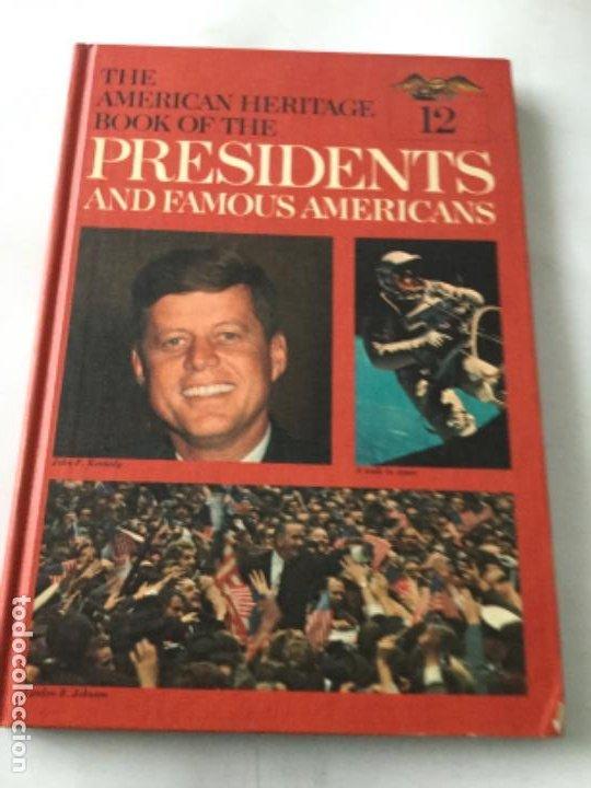 Libros: The american heritage- pres. & famous americans -1967- 11 vol. (90 pag. C/u.)- sòlo falta num.11 - Foto 51 - 207812527