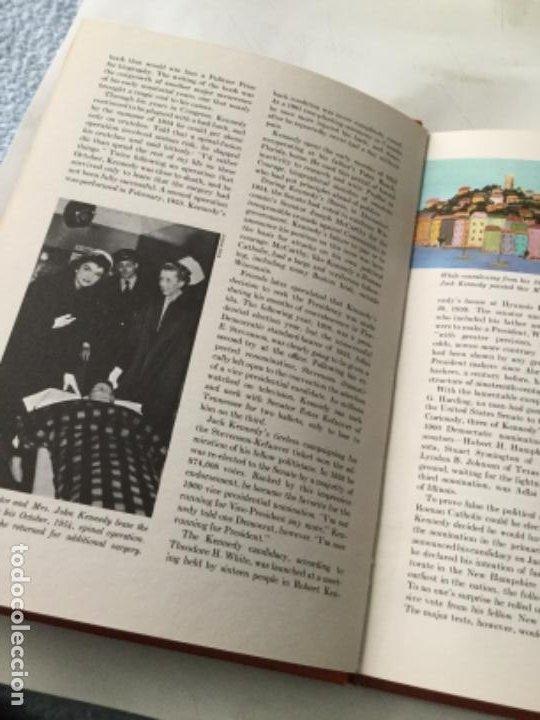 Libros: The american heritage- pres. & famous americans -1967- 11 vol. (90 pag. C/u.)- sòlo falta num.11 - Foto 53 - 207812527