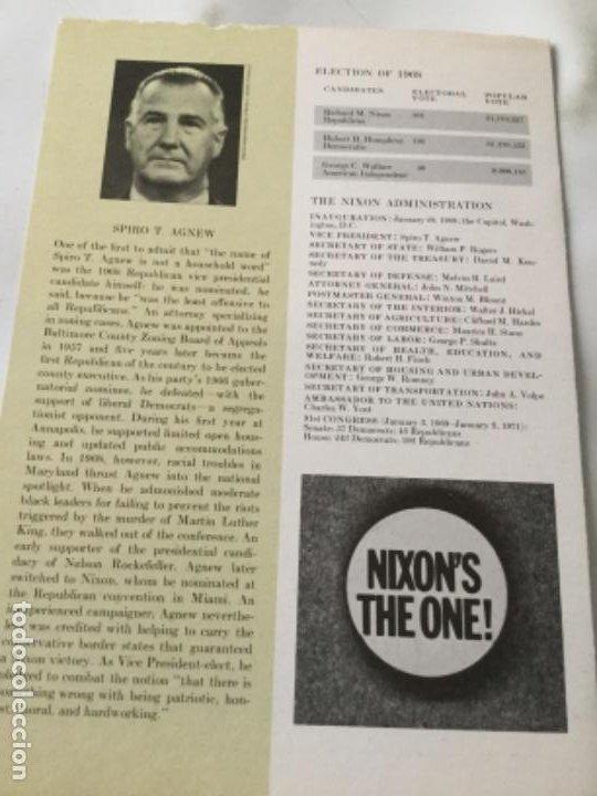 Libros: The american heritage- pres. & famous americans -1967- 11 vol. (90 pag. C/u.)- sòlo falta num.11 - Foto 59 - 207812527