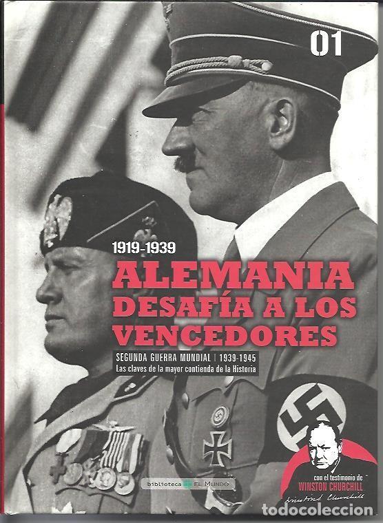 ALEMANIA DESAFIA A LOS VENCEDORES (Libros Nuevos - Historia - Historia Universal)