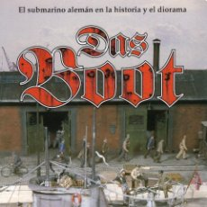 Libros: DAS BOOT. ANDREA PRESS. Lote 208069291