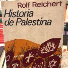 Libros: HISTORIA DE PALESTINA. Lote 208458891