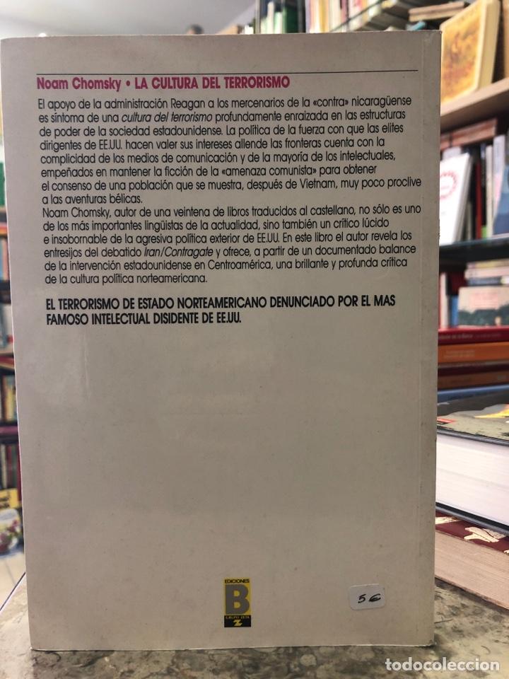 Libros: La cultura del terrorismo - Foto 2 - 208459211
