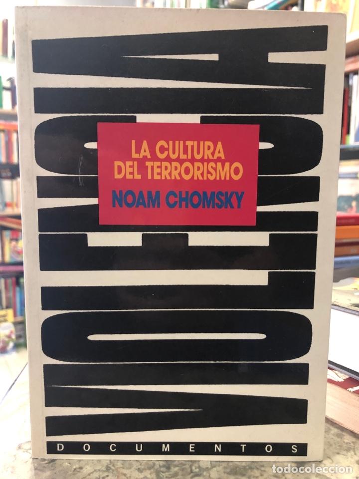 LA CULTURA DEL TERRORISMO (Libros Nuevos - Historia - Historia Universal)