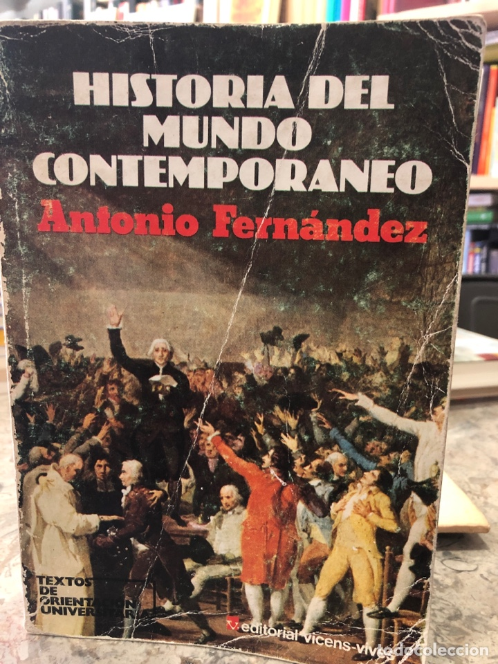 HISTORIA DEL MUNDO CONTEMPORÁNEO (Libros Nuevos - Historia - Historia Universal)