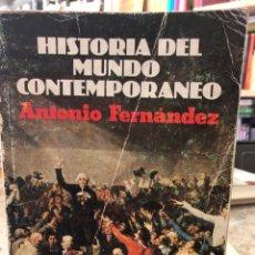 Libros: HISTORIA DEL MUNDO CONTEMPORÁNEO. Lote 208459656
