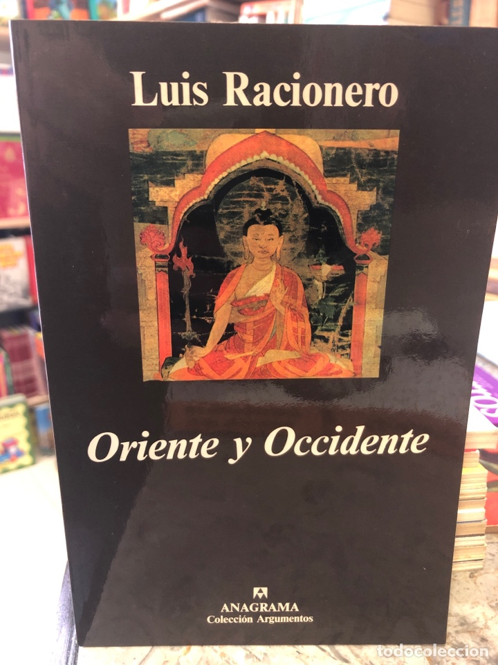 Libros: Oriente y Occidente - Foto 1 - 208460880
