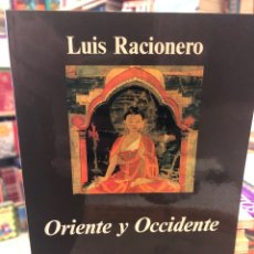 Libros: ORIENTE Y OCCIDENTE. Lote 208460880