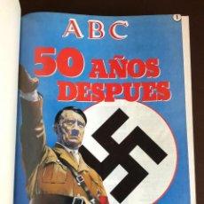Libros: ABC-LA SEGUNDA GUERRA MUNDIAL 2 (15€). Lote 209592061