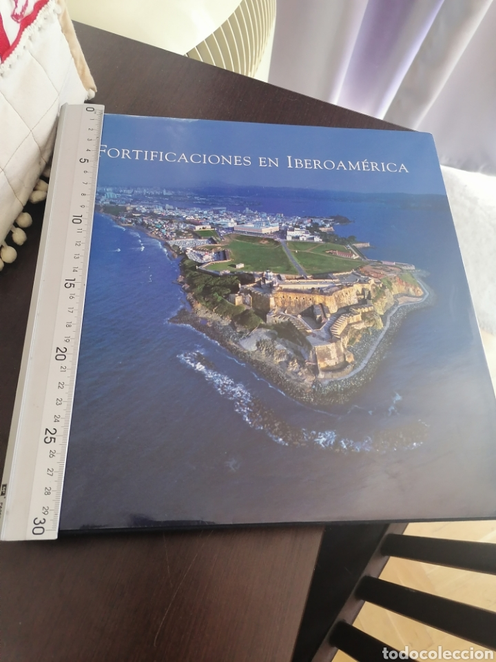 Libros: Fortificaciones en Iberoamerica - Foto 2 - 209838737