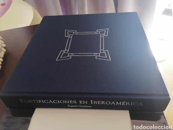 Libros: Fortificaciones en Iberoamerica - Foto 6 - 209838737