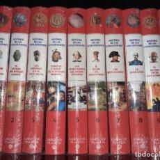 Libros: HISTORIA DE LA CIVILIZACIONES DE EDITORIAL PLANETA 10 TOMOS. Lote 210549645