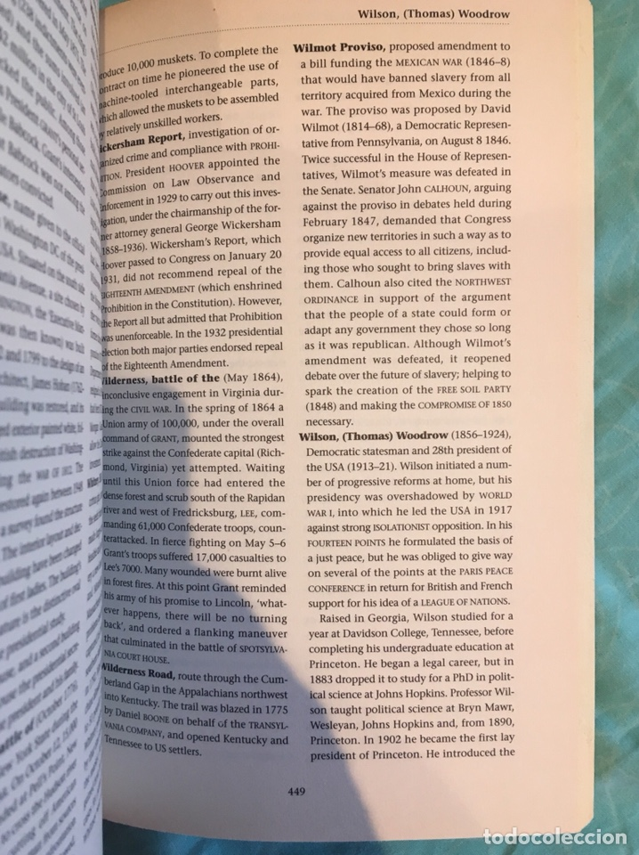 Libros: DICTIONARY OF AMERICAN HISTORY - Foto 3 - 214424286