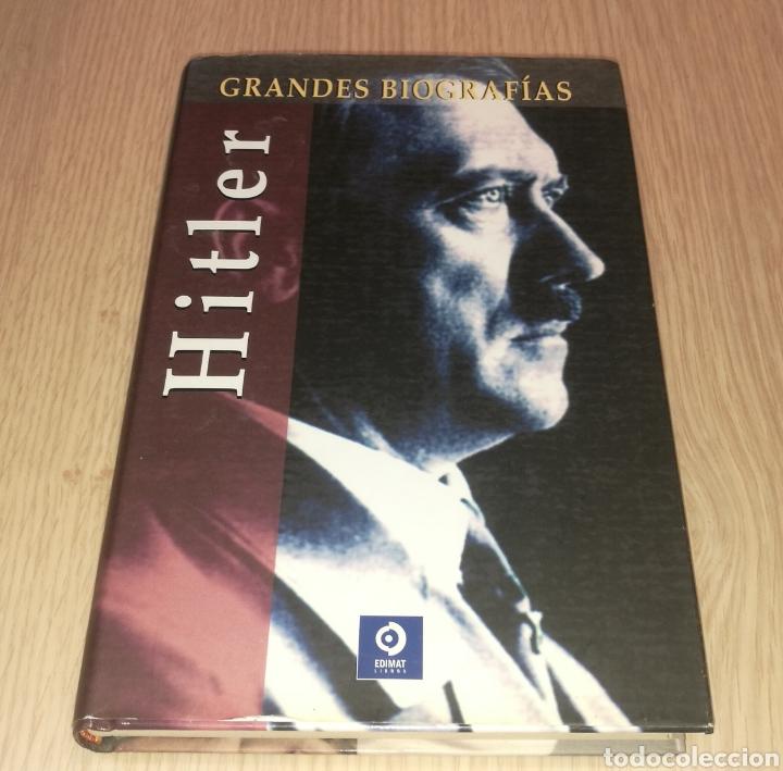 ¡¡ LIQUIDACIÓN DE LIBROS A 1 EURO!!GRANDES BIOGRAFÍA , HITLER (Libros Nuevos - Historia - Historia Universal)