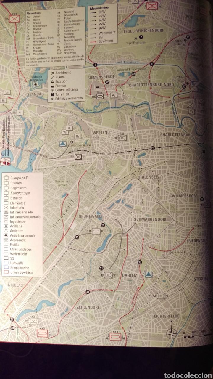 Libros: DOS O MAS REVISTAS, ENVÍO GRATIS. Desperta ferro contem.39. Berlín 1945 la batalla por la ciudad - Foto 4 - 276155498
