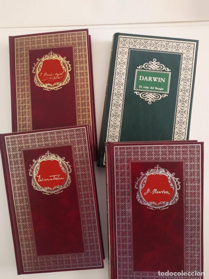Libros: Biblioteca Histórica Grandes Personajes - Editorial Urbión S.A., 1984 - Foto 2 - 217947170