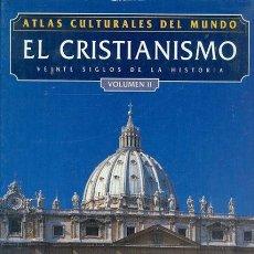 Libros: ATLAS CULTURALES DEL MUNDO (EL CRISTIANISMO VOL 2 ). Lote 218094930