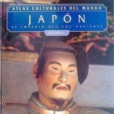 Libros: ATLAS CULTURALES DEL MUNDO ( JAPÓN VOL 1). Lote 218096853