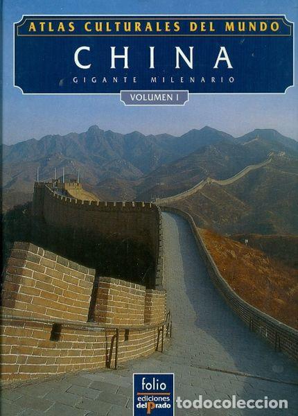 ATLAS CULTURALES DEL MUNDO ( CHINA VOL 1 ) (Libros Nuevos - Historia - Historia Universal)