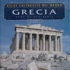 Libros: ATLAS CULTURALES DEL MUNDO ( GRECIA VOL 2 ). Lote 218099871