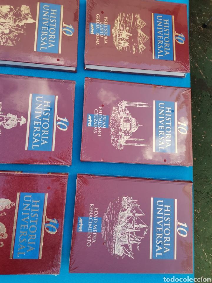Libros: HISTORIA UNIVERSAL - Foto 3 - 218222228
