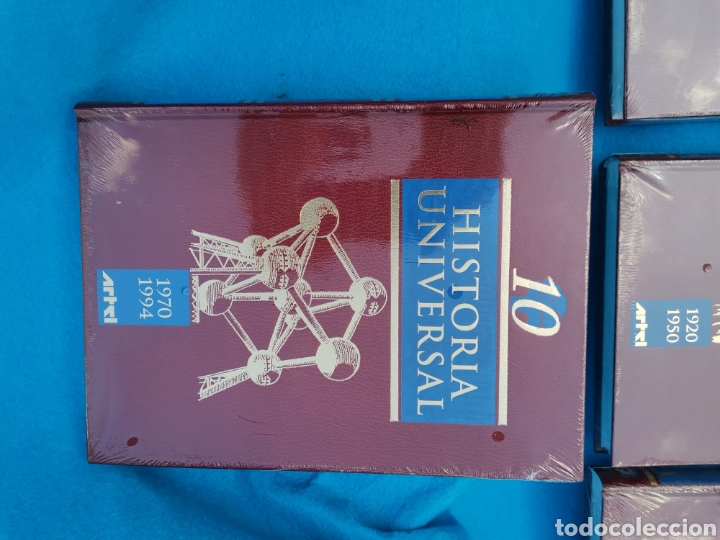 Libros: HISTORIA UNIVERSAL - Foto 4 - 218222228