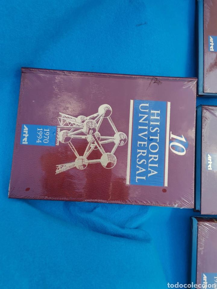 Libros: HISTORIA UNIVERSAL - Foto 8 - 218222228