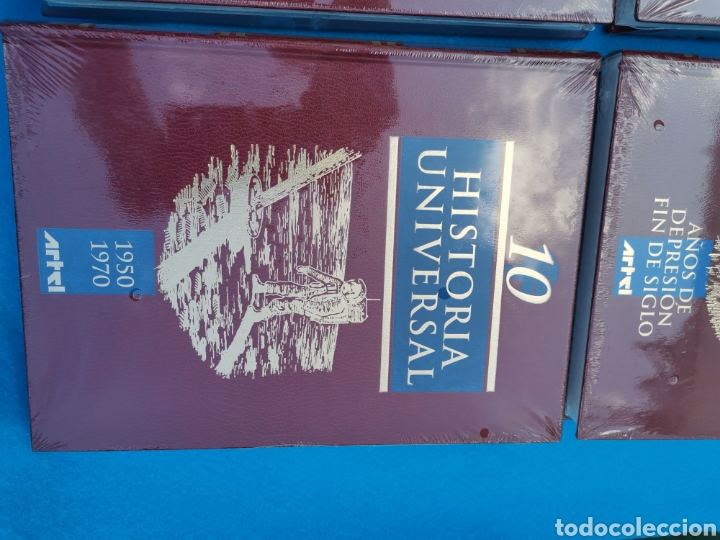Libros: HISTORIA UNIVERSAL - Foto 17 - 218222228