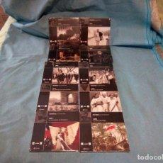 Libros: COLECCIÓN 5 LIBROS Y DVDS JOYAS DE LA HISTORIA. Lote 218313406