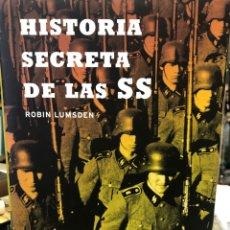 Libros: HISTORIA SECRETA DE LAS SS. Lote 220401118