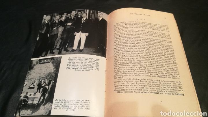 Libros: EL TERCER REICH POR H.S.HEGNER - PLAZA & JANES - Foto 2 - 222924006