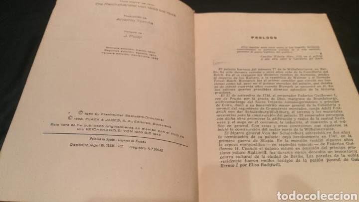 Libros: EL TERCER REICH POR H.S.HEGNER - PLAZA & JANES - Foto 5 - 222924006