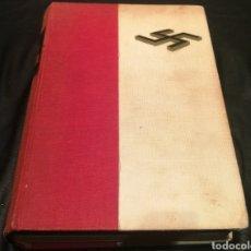 Libros: EL TERCER REICH POR H.S.HEGNER - PLAZA & JANES. Lote 222924006