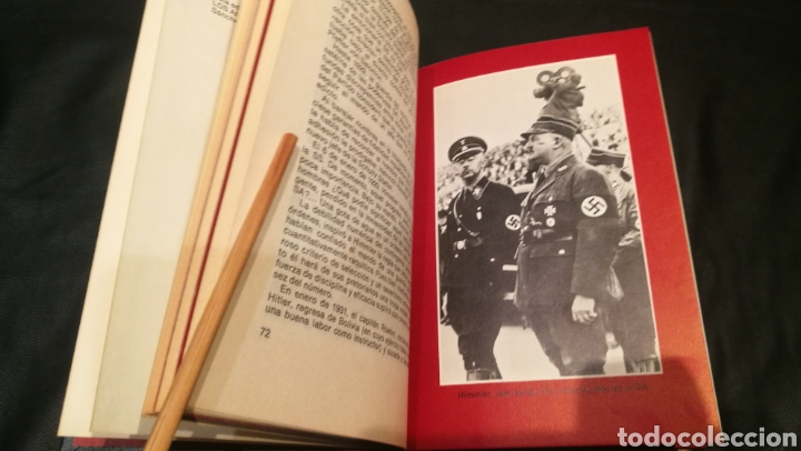 Libros: HISTORIA DE LA GESTAPO , CIRCULO DE AMIGOS DE LA HISTORIA , VOLUMEN 1,2 Y 3 , TAPA DURA Y 250 PÁGINA - Foto 4 - 222925690