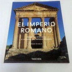 Libros: EL IMPERIO ROMANO. DESDE LOS ETRUSCOS A LA CAÍDA DEL IMPERIO.. Lote 225228180