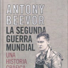 Libros: LA II GUERRA MUNDIAL , UNA HISTORIA GRAFICA. Lote 225244735