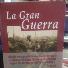 Libros: JOHN H.MORROW.LA GRAN GUERRA.(1914-1918).EDHASA. Lote 225799015
