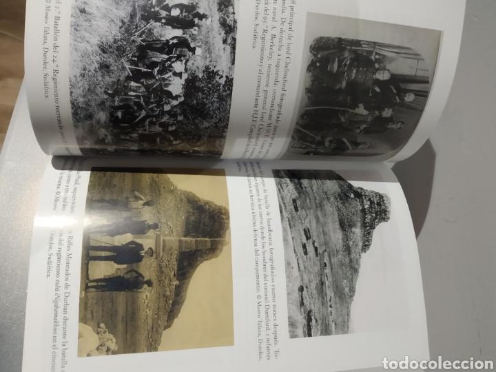 Libros: El imperio zulú. Carlos Roca. Península huellas. Libro nuevo - Foto 2 - 233775985