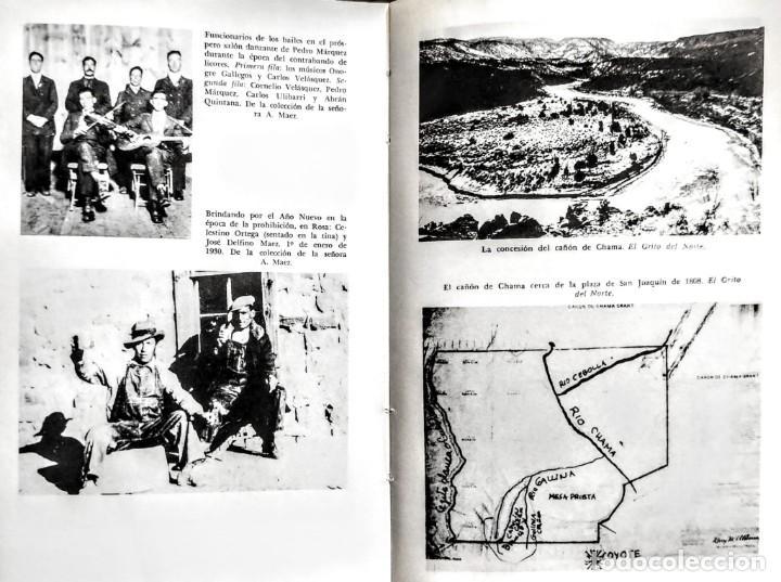 Libros: LOS PRIMEROS POBLADORES.ANTECEDENTES DE LOS CHICANOS EN NUEVO MUNDO.FRANCES LEON .EDICION ILUSTRADA - Foto 2 - 233925540