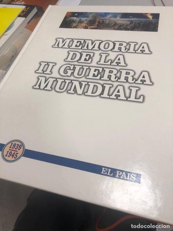 MEMORIA DE LA II GUERRA MUNDIAL 1939 1945 LA VERDAD TAPA DURA (Libros Nuevos - Historia - Historia Universal)