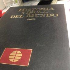 Libros: HISTORIA VISUAL DEL MUNDO. Lote 235691315