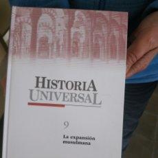 Libros: HISTORIA UNIVERSAL SALVAT. EL PAÍS. 20 TOMOS.. Lote 236915685