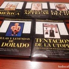 Livres: BIBLIOTECA DEL NUEVO MUNDO 1492-1992 (EDITORIAL TUSQUETS). Lote 238106435