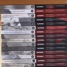 Livres: HISTÒRIA DE LA HUMANITAT I LA LLIBERTAT, EDITORIAL: SAPIENS. Lote 238213530