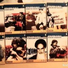 Libros: 10 CDS HISTORIA UNIVERSAL DEL SIGLO XX E. Lote 239539770