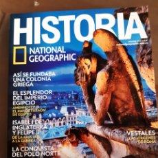 Livres: HISTORIA 6 REVISTAS HISTORIA NATIONAL GEOGRAPHIC. Lote 240169035