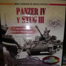 Libros: LUCAS MOLINA FRANCO .PANZER IV Y STUG III .GALLAND BOOKS. Lote 240552395