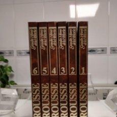 Libros: COLECCIÓN GRANDES HÉROES DE LA HISTORIA LAROUSSE EDITORIAL PLANETA 1988. Lote 241104675